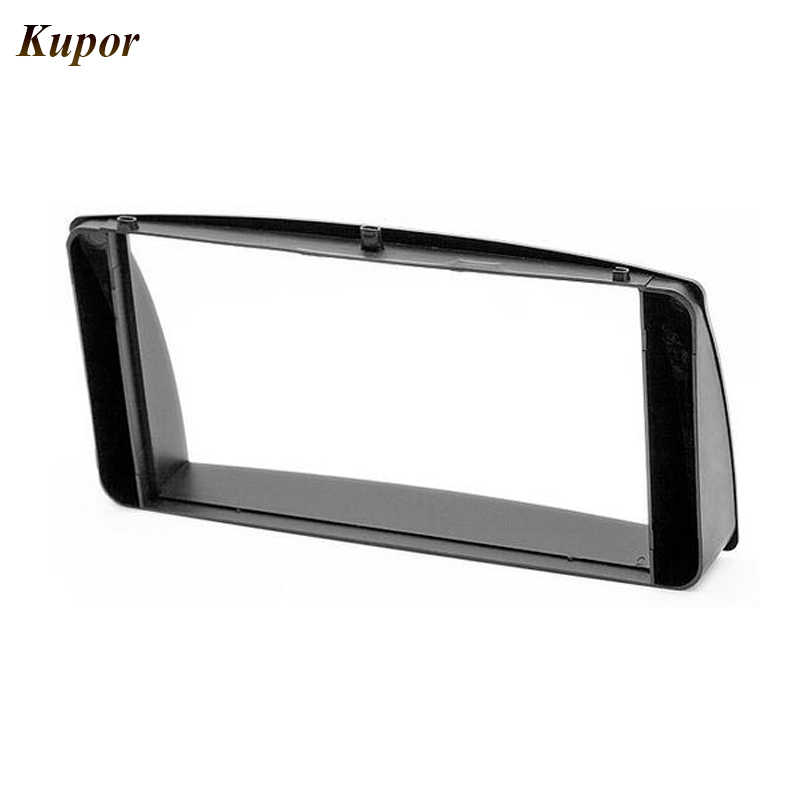 11-248 Car Radio Installation Dash Mount Frame Fit Stereo Panel Fascia In Dashboard For BYD F3 2005+ Double 2 DIN 173*98mm