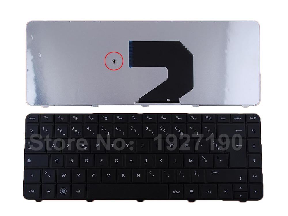 New FR French <font><b>Keyboard</b></font> for <font><b>HP</b></font> Pavilion G4-1000 G6-1000 CQ43 CQ57 <font><b>430</b></font> 630S With Azerty Laptop <font><b>Keyboards</b></font> Replacement Repair image