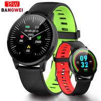 LIGE 2019 Smart Watch Men Smart Wristwatch Blood Pressure Heart Rate Monitor Fitness Tracker Waterproof Pedometer Smart bracelet
