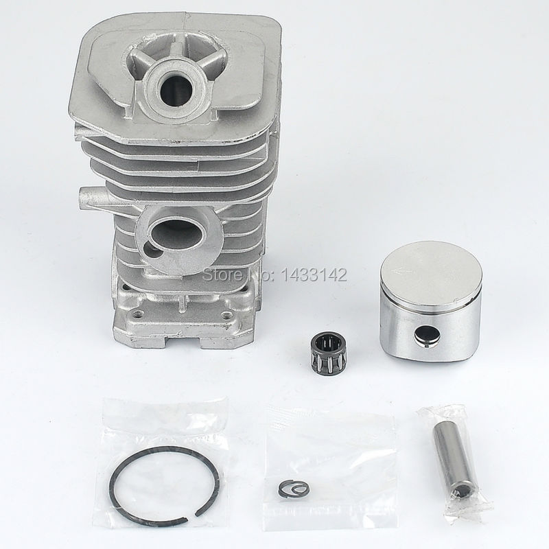 40mm Cylinder Piston Kit With Ring Pin for HUSQVARNA 136 137 141 142 Chainsaw #530 06 99-41