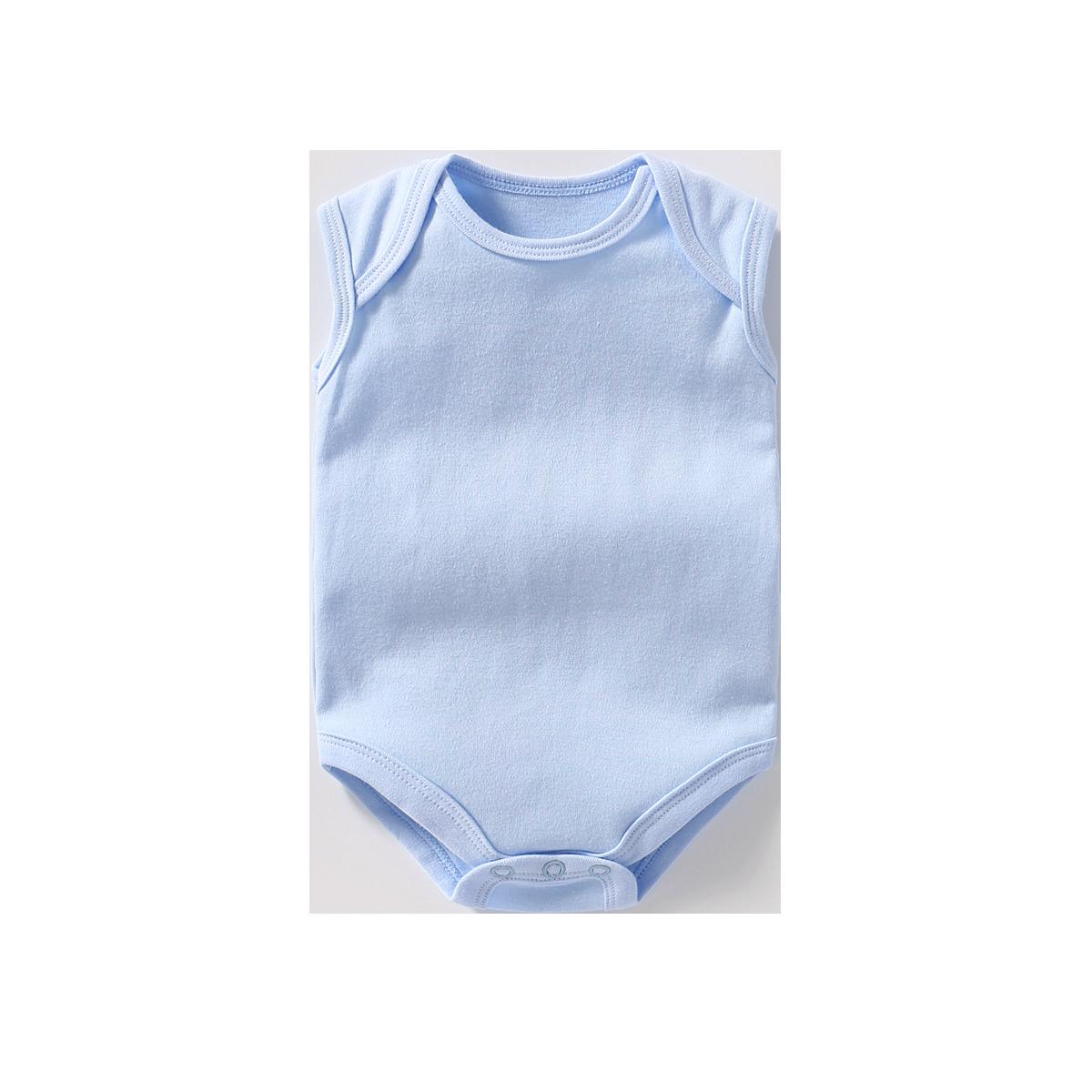 Strampler Baby Baby Sleeveless Vests Bodysuit Sleepsuits Newborn 0 3 Months 3 6 Months Boy Girl