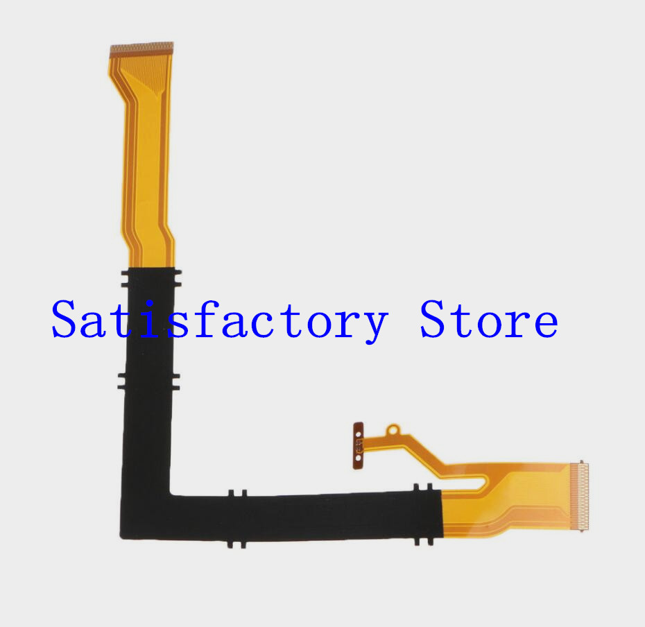 100pcs-new-shaft-rotating-lcd-flex-cable-part-for-casio-exilim-ex-zr3500-ex-zr2000-zr2000-zr3500-digital-camera-repair-part