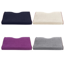 Ventilated Slow Rebound Memory Foam Pillow