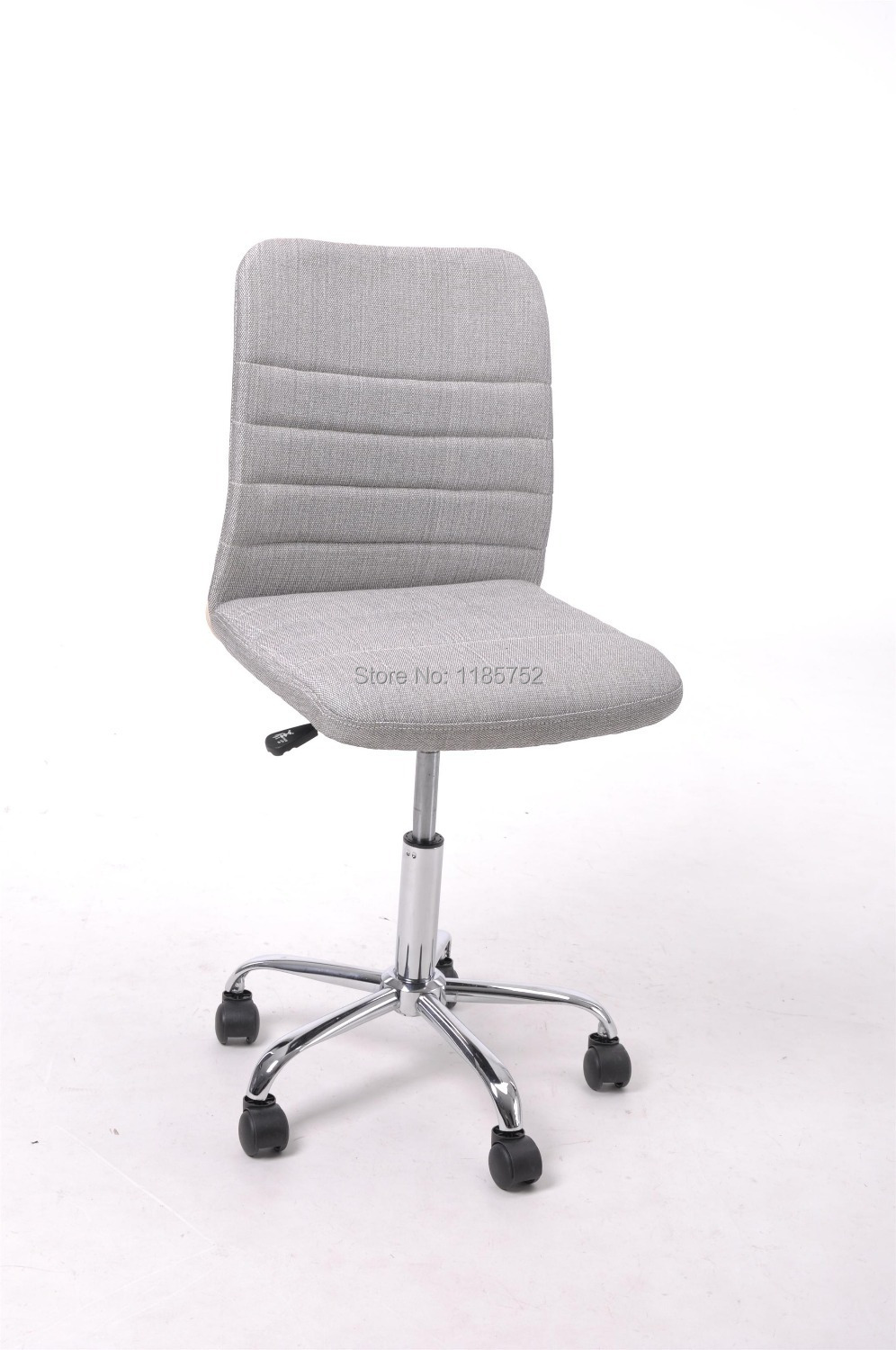 Brand New Grey Lift Chair Office Chair Without Arms Computer