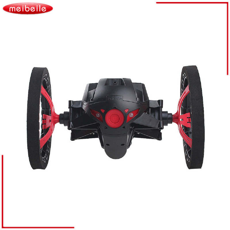 цена на Remote Control Bouncing Hover Board Shape 2.4GHz Jumping Sumo RC Car with Flexible Wheels Remote Control Robot Car