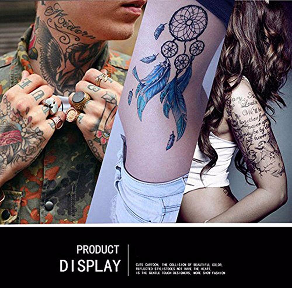 Tintas de tatuagem