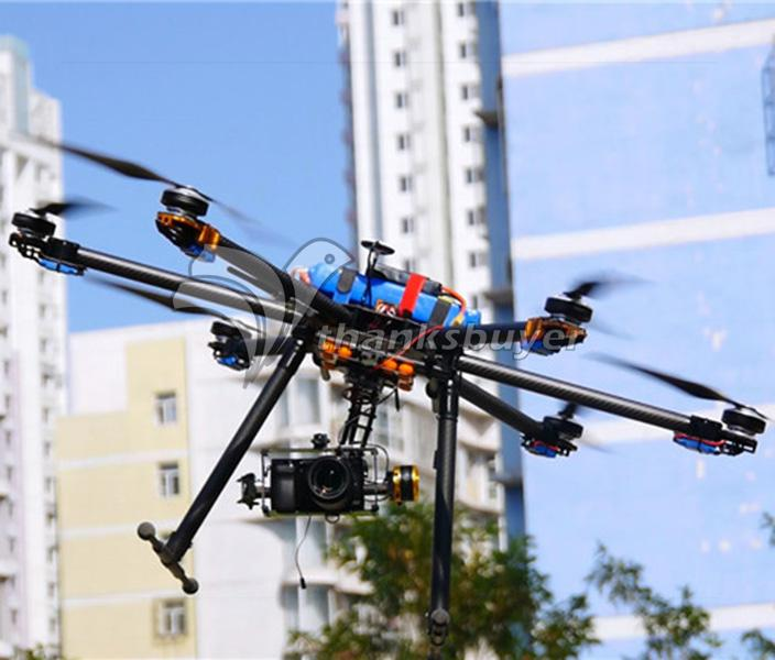 Tarot T960 FPV Drone Hexacopter & Electronic Landing Gear & 5008 Motor & 40A ESC & Carbon Fiber 1755 Propeller Combo original dji e600 3508 motor 20a esc 1242 propeller power combo kits for dji f450 f550 hexacopter drone high efficiency