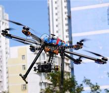 Tarot T960 FPV Drone Hexacopter & Digital Touchdown Gear & 5008 Motor & 40A ESC & Carbon Fiber 1755 Propeller Combo