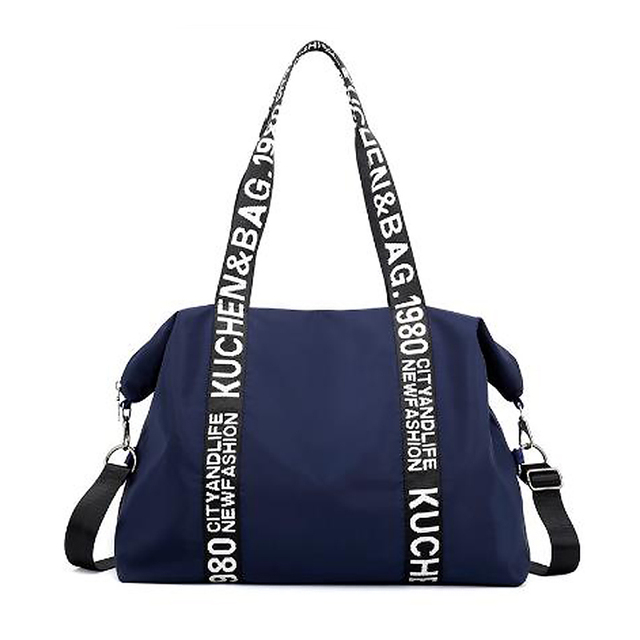 Bolsa de viaje nueva moda bolsas de viaje de gran capacidad Oxofrd bolsa de equipaje portátil bolso diario multifunción bolsa de lona para equipaje