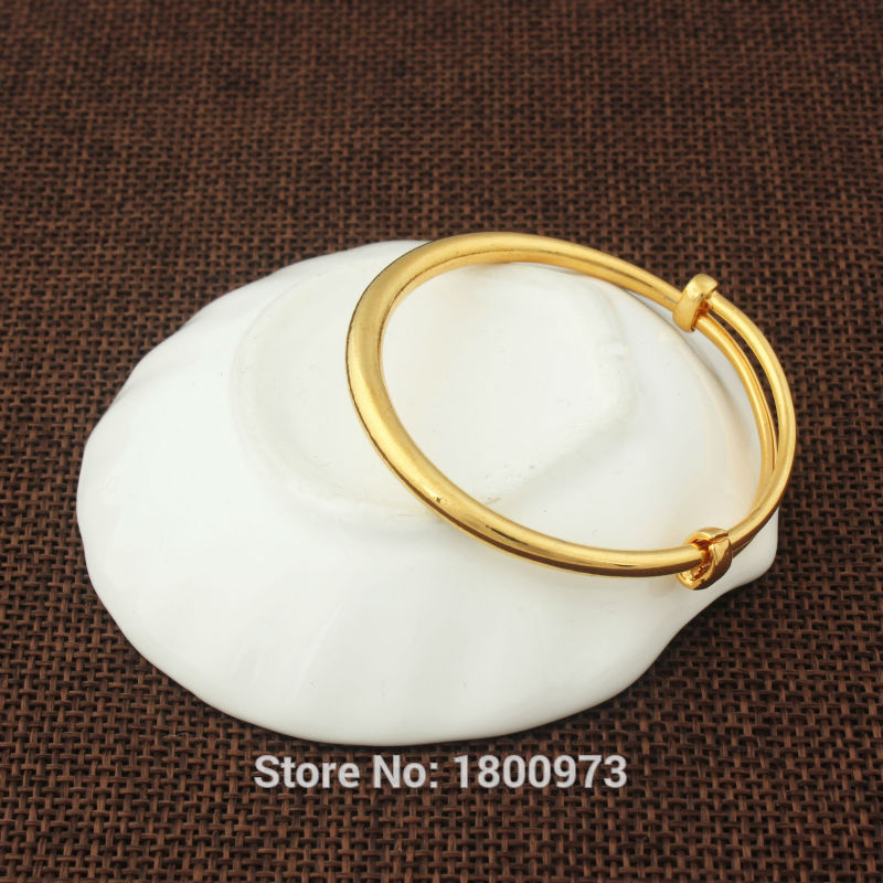 Online Shop 2017 New Dubai Gold Baby Bangle Jewelry For Boys ...