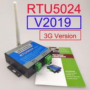 Image 2 - חדש 2019 גרסת 3G/GSM RTU5024 GSM שער פותחן ממסר מתג בקרת גישה מרחוק אלחוטי הזזה שער פותחן על ידי שיחה חינם
