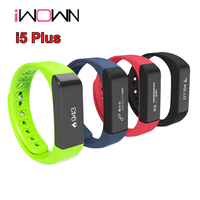 Original IWown I5 Plus Smart Sport Smartband Wristband Bluetooth 4 0 Sleep I5plus Band Activity Pedometer