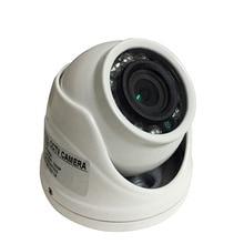 Minicámara domo de Metal AHD 1.0MP 1.3MP 2MP 4MP interior/exterior impermeable Filtro de corte IR visión nocturna para CCTV cámara de seguridad
