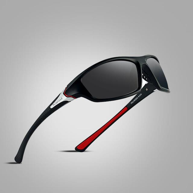 Unisex 100% UV400 Polarised Driving Sun Glasses 2