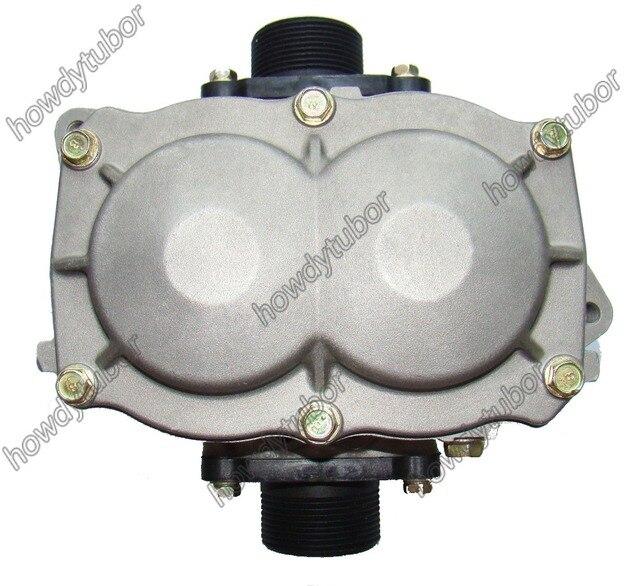 شاحن كهربائي صغير من AISIN طراز AMR500 يعمل كضاغط لشحذ الجذور مزود بشاحن توربيني ميكانيكي لتوربينات Kompressor للسيارات موديل 1.0 2.2L