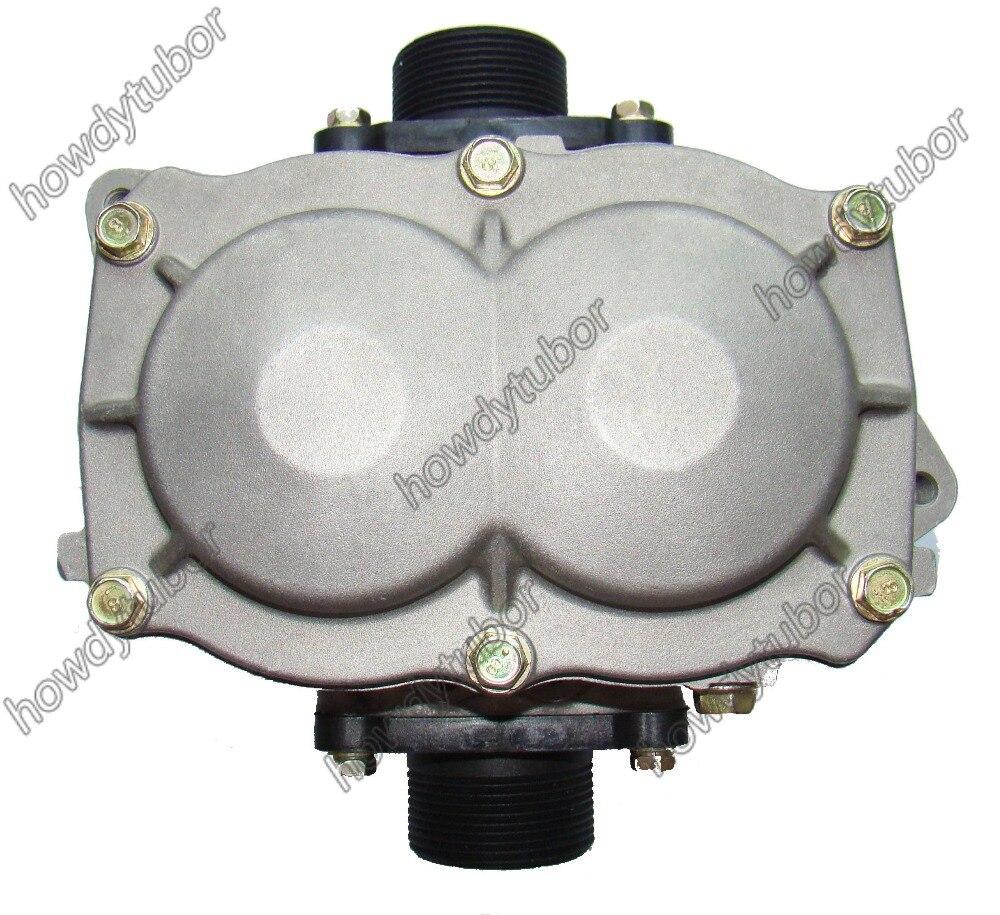 AISIN AMR500, мини-устройство для охлаждения корней, бустер, механический Турбокомпрессор, турбина для автомобиля 1,0-Л