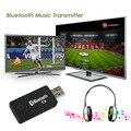 Многофункциональный ТЕЛЕВИЗОР Bluetooth Передатчик Потребительской Электроники Bluetooth Аудио Музыка Передатчик 3.5 мм Аудио Адаптер