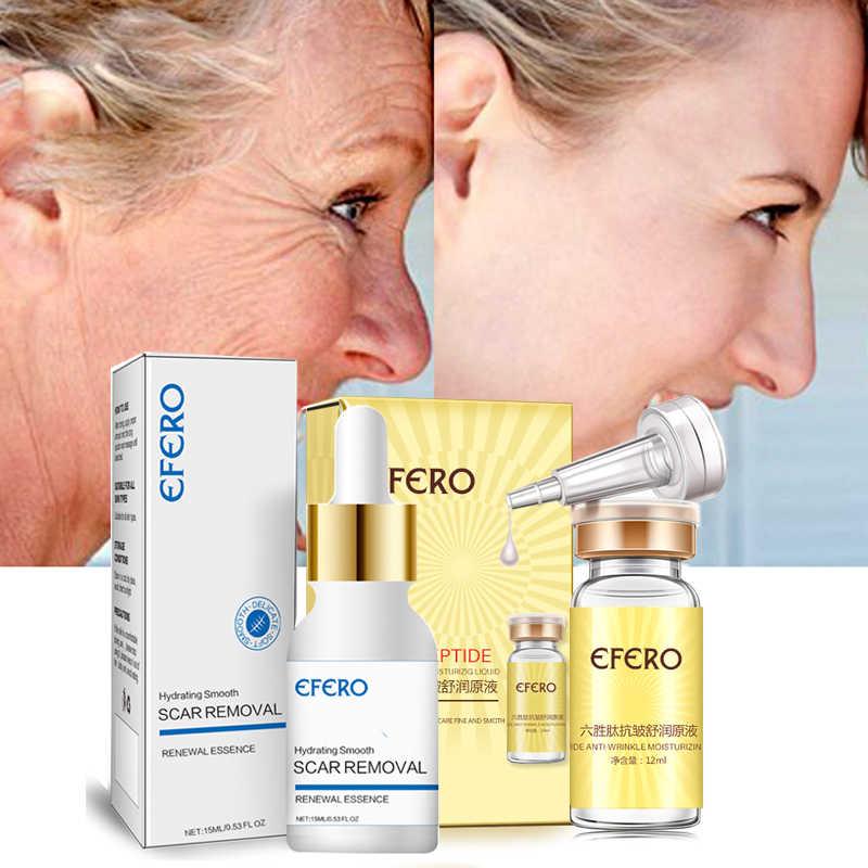 пептидный крем сыворотка для лица