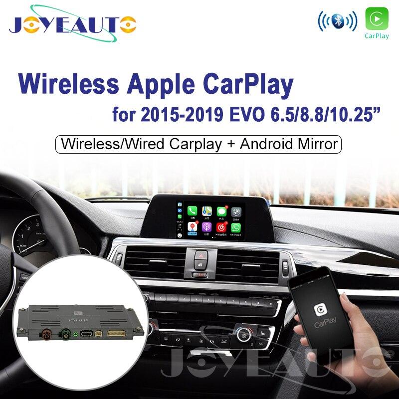 Joyeauto WIFI Wireless Apple Carplay Car Play 1 2 3 4 5 7 series X3 X4