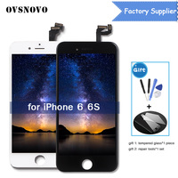 OVSNOVO All Test Work LCD Touch Screen For IPhone4s 5 5s 6 6s Display Digitizer Assembly