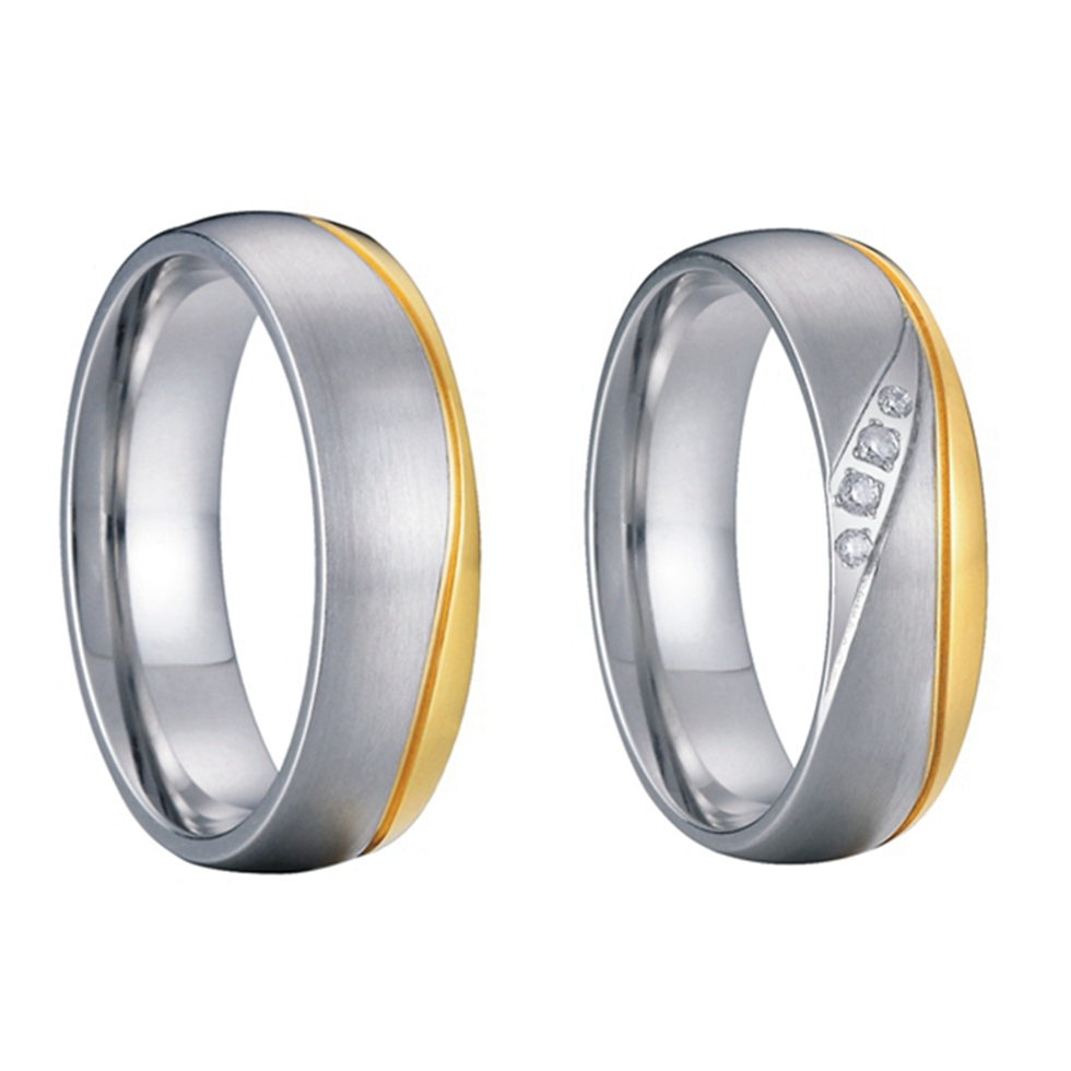 get cheap matching couples rings aliexpress
