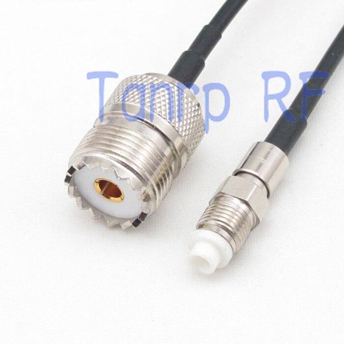 /> FME 50 cm f Adaptador de antena GPS SMB m