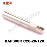 BAP 300R C20 20 120 D20 LENGTH 120 Milling Tool Holder Face Mill For Cnc Milling