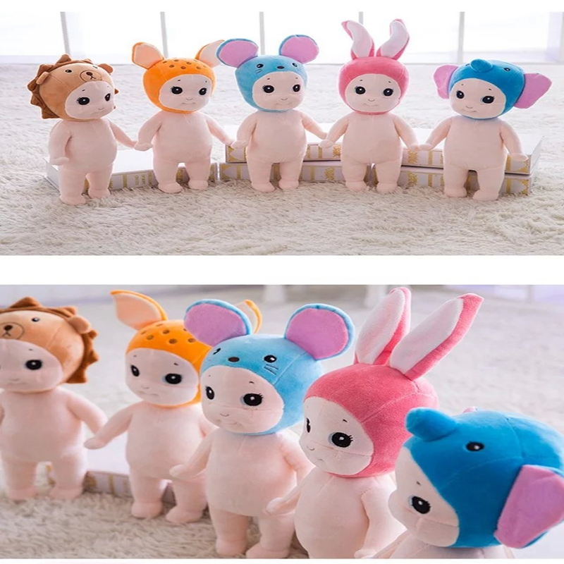32cm Sonny Angel Animals Series Sonny Angel Kewpie Plush Dolls For Christmas Gift