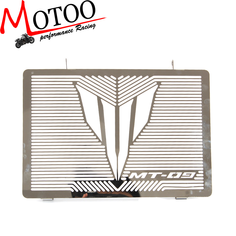 Motoo - Radiator Grille Grill Cover Protector Guard For YAMAHA MT-09 MT09 arashi motorcycle radiator grille protective cover grill guard protector for 2008 2009 2010 2011 honda cbr1000rr cbr 1000 rr