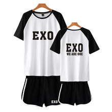 EXO T-Shirt & Shorts Set (6 Models)