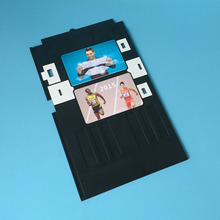 PVC ID Card ถาดสำหรับ EPSON R260 R280 R380 Artisan50 T50 T60 P50 R270 R290 R390 R295 R265 R285 L800 l801 เครื่องพิมพ์