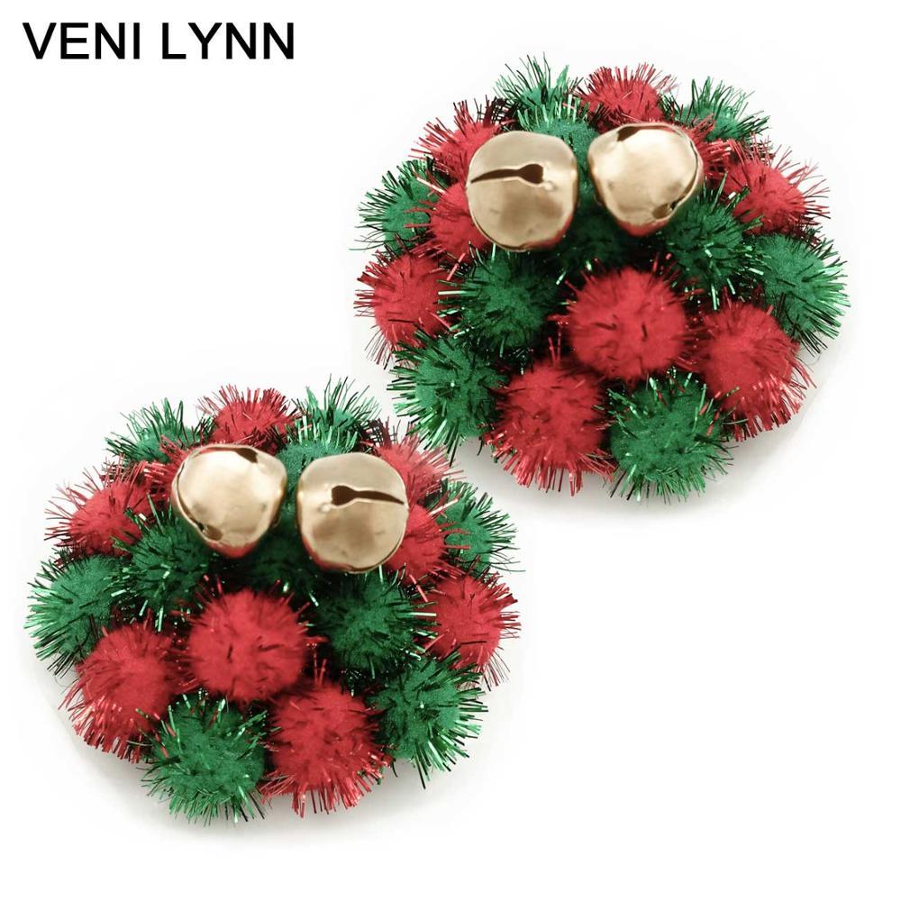 Veni Lynn Christmas Cute Breast Stickers Adhesive Mat -4552