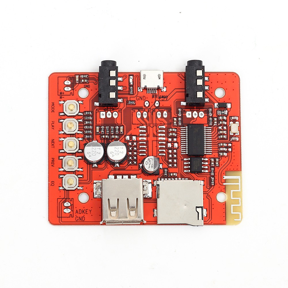 5v Wireless Bluetooth Audio Receiver Board Module For Automotive Headphones Infrared Ir Circuit With Stereo Amplifier Headphone Usb Adapter In Integrated Circuits From Electronic