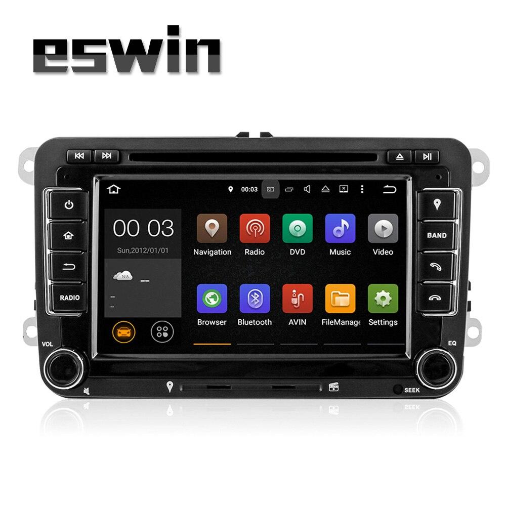 Android 5.1 Quad core 1024*600 de la Pantalla Táctil 2 Din Car DVD GPS de Radio