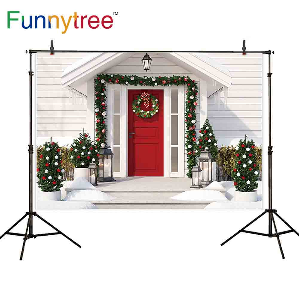 Funnytree Backgrounds For Photo Studio Christmas Decor Bonsai