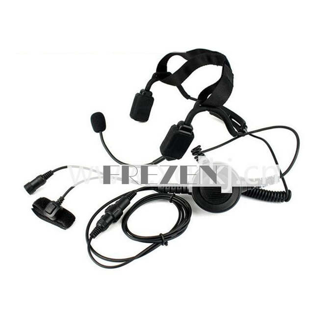 Online Shop Military Bone Conduction Tactical Headset Boom