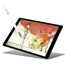 "פעיל Stylus עט מגע קיבולי מסך עבור Huawei MediaPad M5 לייט 8.0 10 10.1 8 ""BAH2 L09 W19 JDN2 W09 Tablet מקרה ציפורן 1.4mm"