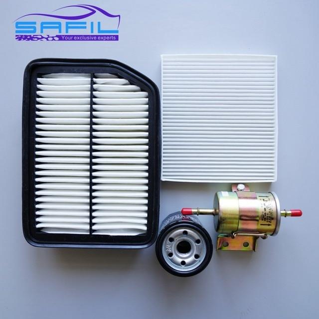 Seti filtreleri changan CS35 dört filtre 1109013 W01 8100103 W01 15601 87703 1117010 H01