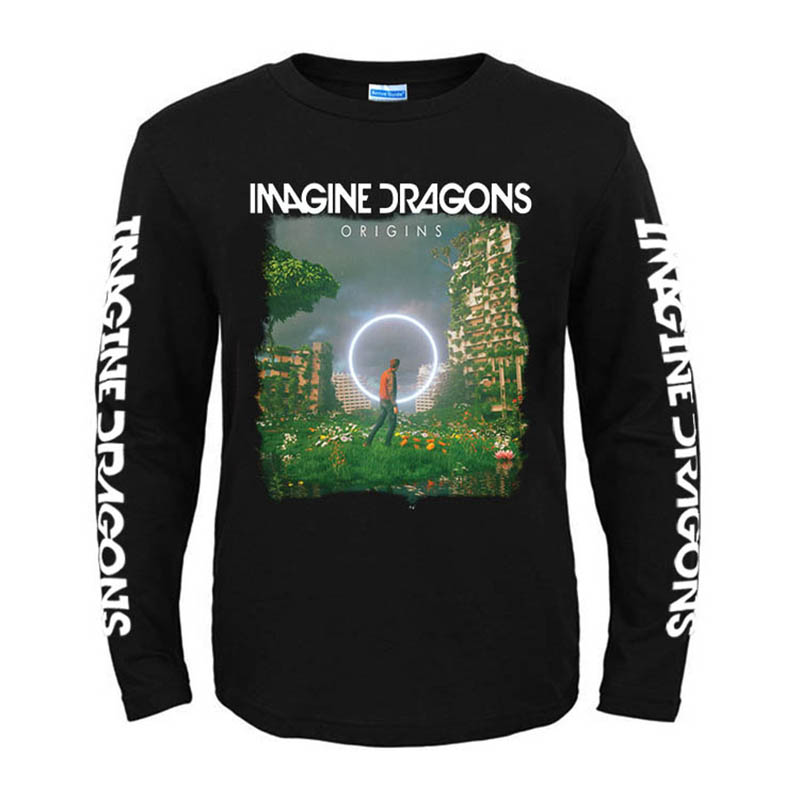 Image 4 - Bloodhoof Imagine Dragons Roots Alternative Rock Indie Pop long 