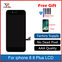 Grade A No Dead Pixel Screen For IPhone 8 8 Plus 6s Plus LCD Display Replacement