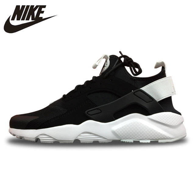 reputable site 66204 09061 ... low cost original new arrival official nike air huarache run ultra mens  and womens black white