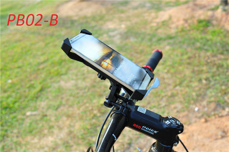 2015 New Arrival Unique Bicycle Cell Phone Mount Holder Mountain