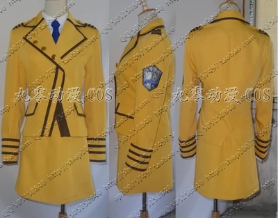 Invisible Victory Teletha Cosplay Costume Uniform Dress Ture 100% Guarantee Costumes & Accessories Full Metal Panic