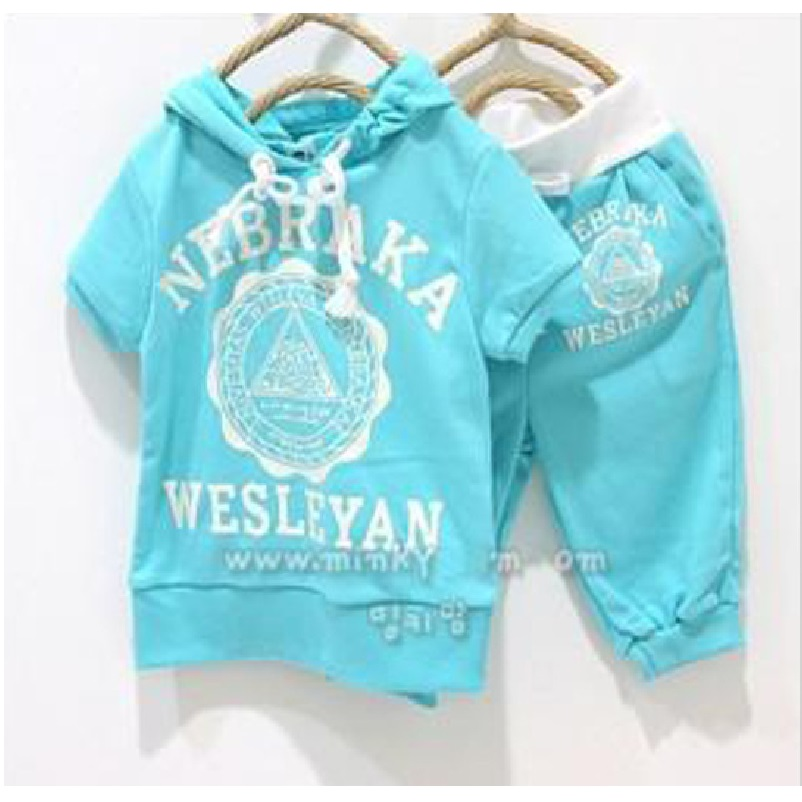 Blue Nebraka Boys Clothes Sets Children Sport Suits Kids Tracksuits Hoodies Shirts Sweatshirts Trouser suit summer baby clothing 2017 fashion children sport suits baby boy cartoon clothes set spring kids tracksuits boys hoodies jeans clothing sets cf403