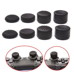 Thumb-Stick-Grips Buttons Joystick Replacement Controle Heighten PS4 Analog for Anti-Skid