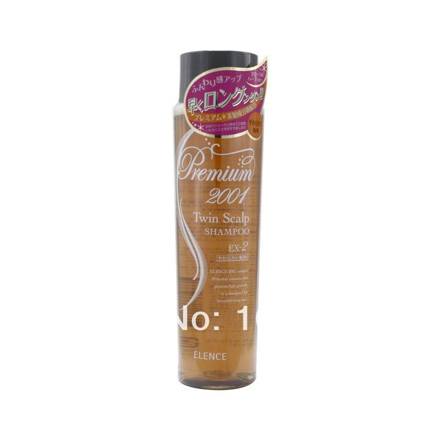 JAPAN Elence  2001 Twin Scalp EX-2 Hair Shampoo for Soft Fine Hair 320ml / 10.5oz