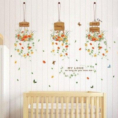 Детские размеры Ростомер рост ребенка измерения высота линейка настенная бумага Милая мультяшная Наклейка на стену - Цвет: A