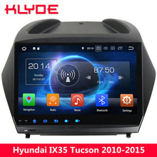 KLYDE 9″ Octa Core 4G Android 8 4GB RAM 32GB ROM Car DVD Multimedia Player For Hyundai IX35 Tucson 2010 2011 2012 2013 2014 2015