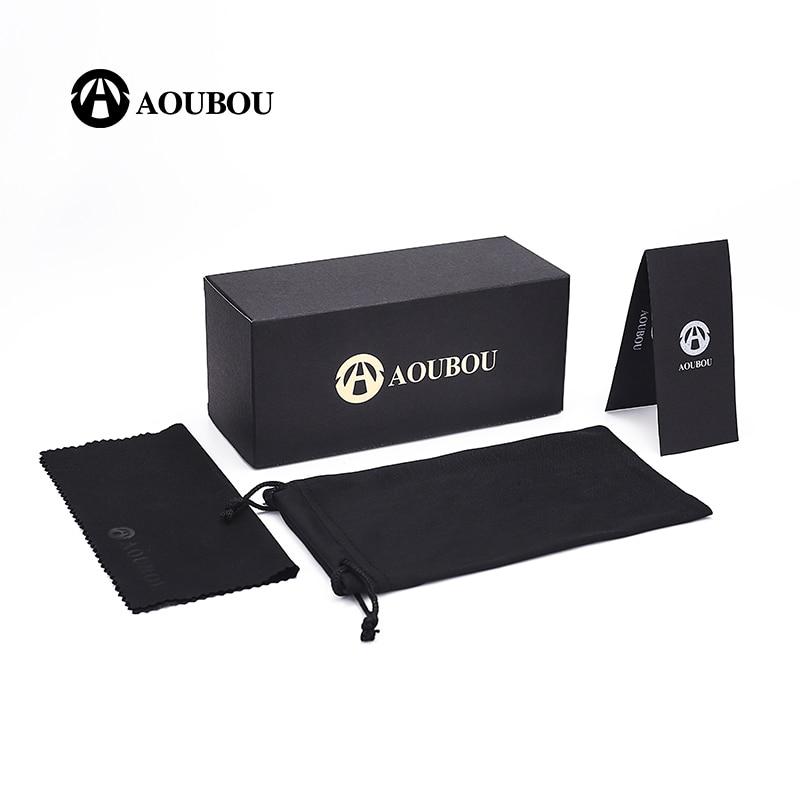 AOUBOU Brand Design Classic Logo Solbriller Mænd UV400 Drivende - Beklædningstilbehør - Foto 6
