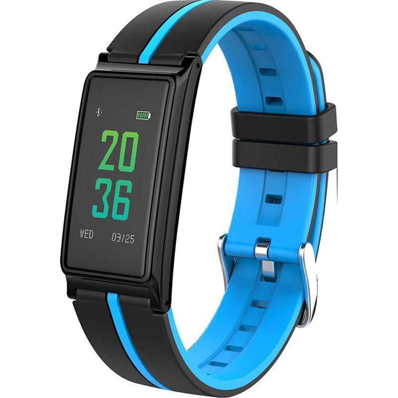Blood Pressure Monitor Heart Rate Bracelet Waterproof Blood Pressure Tracker Smart Watch Blood Pressure Health Monitoring the blood pressure bracelet is measured in the heart rate sleep monitor and the bluetooth waterproofing movement bracelet